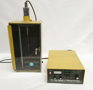 Ultrasonics W 385 Sonicator Ultrasonic Mixer Homoginizer Heat Systems