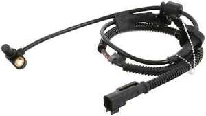 Abs Wheel Speed Sensor Front Bosch 0265009880 Fits 11 14 Ford F 150