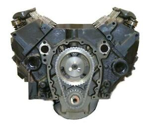 Chevy 350 86 Complete Remanufactured Engine