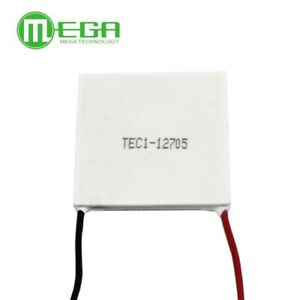 10pcs lot Tec1 12705 Thermoelectric Module Elemente Tec12705 Cells 5a 12v