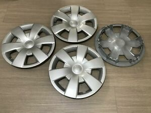 Factory For Toyota 15 Inch Wheel Covers Hubcap Genuine Oem Set Of 4 Universal