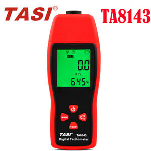 Digital Tachometer Laser Display Speedometer 2 5pm 99999rpm Meter