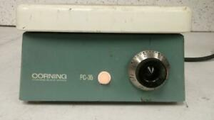 Corning Pc 35 Laboratory Hot Plate