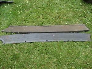 1930 S 1940 S Plymouth Nos Running Boards