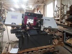 Fully Automatic 10 Horizontal Band Saw