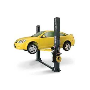 Bendpak 9 000 Lb 2 Post Short Drive On Chain Over Car Lift Xpr 9s Automotive