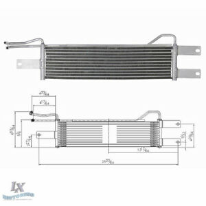 Transmission Oil Cooler For Dodge Ram 1500 2500 3500 02 08 W o Hd 52028967ac