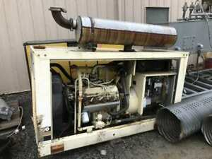 Kohler 100rz282 100 Kw Natural Gas Generator Ford Engine