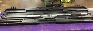 Norbar 12009 01 3 4 5r Commercial Torque Wrench 300 1000nm 1 Adapter