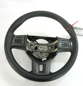 14 Dodge Dart Steering Wheel W Cruise Bluetooth Controls Oem