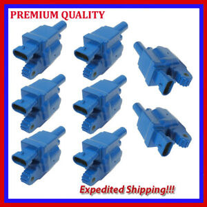 8pc Ugm001b Ignition Coil For Chevrolet Silverado1500 5 3l V8 2007 2008 20092010