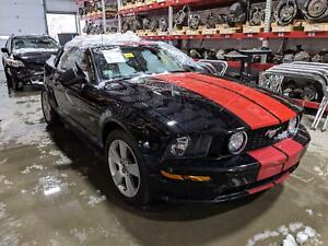 Automatic Transmission Out Of A 2006 Ford Mustang 4 6l With 76 309 Miles