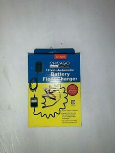 12 Volt Automatic Battery Float Charger
