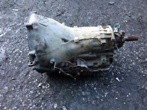 Ford 302 351 C6 4 X 4 Transmission With Torque Converter Good Condition