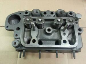 Used Kubota Z1300 Cylinder Head W valves Reconditioned For Kubota L260 Tractor