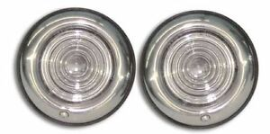 1947 1948 Ford Car And 1942 1947 Ford Pickup Parking Light Assemblies