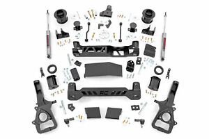 Rough Country 6 Lift Kit fits 19 20 Dodge Ram 1500 4wd N3 Shocks Knuckles