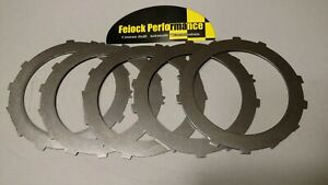 Th400 4l80e Direct Foward Clutch Steel Plates Set Of 5 078 Thick