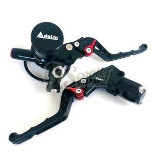 Adelin Cnc Master Cylinder And Levers