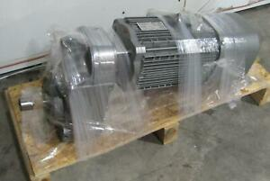 New Sew eurodrive Parallel Gearmotor F67 Drn132s2 be11 tf z dh ln