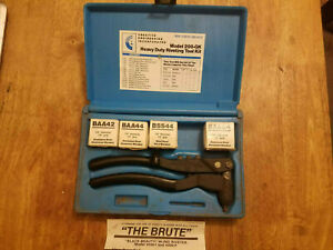 Heavy Duty Riveting Tool Kit