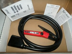 new In Box Arcair K4000 Heavy duty Carbon Arc Gouging Torch 10 Ft 61 082 009