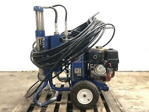 Graco G h 833 Big Rig Paint Sprayer Electric Start With 200 Hose