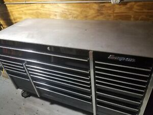 Snap On Tool Box Krl 72 And Rolling Cart With Tools