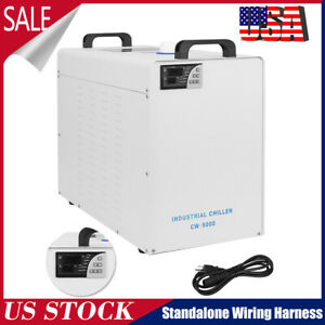 110v Industrial Water Chiller Cw 5000 For Cnc Laser Engraver Engraving Machines