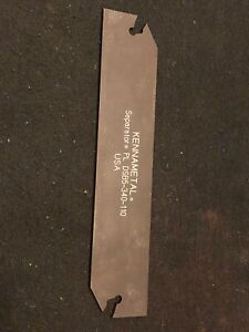 Kennametal Pl Dsb5 340 110 Separator Blade Cut Off Parting 3 32 Made In Usa