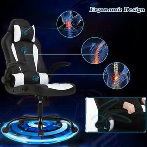 Big And Tall Gaming Chair Executive Ergonomic Office Computer Racing Racer Style
