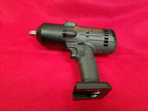 Snapon Snap On Ct8850bk 18v 1 2 Drive Monster Lithium Impact Gun Wrench Black