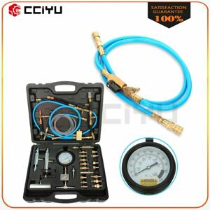 New Master Fuel Injection Pressure Test Kit Professional Mechanic 0 100 Psi