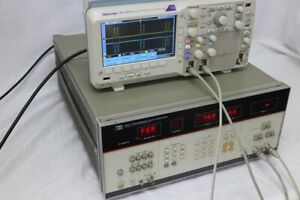 Hp 8161a 100mhz Programmable Pulse Generator