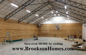 5 30 Steel Trusses For 30 X 40 Building 10 Centers For Pole Barn