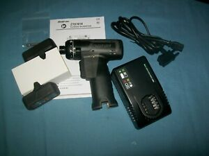 New Snap On Lithium Ion Cts761agmk2 14 4v 1 4 Hex Cordless Screwdriver Openbox