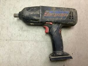 Snap On Cordless Impact Wrench 1 2 Inch 13mm Used