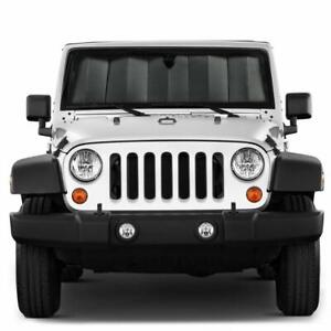 Perfect Fit Custom Windshield Sun Shade For 1987 2019 Jeep Wrangler Uv Protector