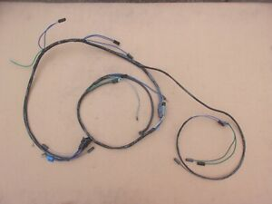 New 1968 69 Road Runner Charger Coronet 426 Hemi Engine Wiring Harness