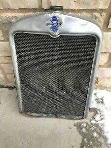 1929 1930 1931 Chevy Grill Shell And Radiator Hot Rat Street Rod