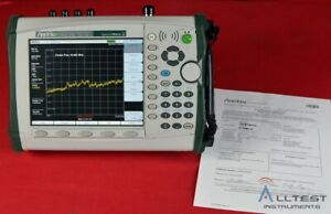 Anritsu Ms2724c Portable Spectrum Analyzer 9khz To 20ghz 1114136 Calibrated