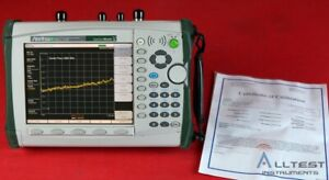 Anritsu Ms2721b Spectrum Master 9 Khz To 7 1 Ghz 0908120 Calibrated