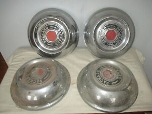 Packard Vintage Hub Cap 1951 1952 1953 1954 Hubcaps Wheel Covers