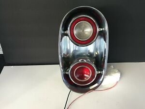 1960 Cadillac Tail Light Really Nice Complete Original