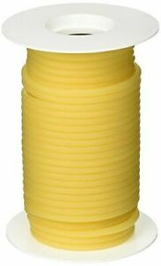 50 Feet Of 3 16 I d X 1 16 Wall Latex Rubber Tubing Amber