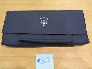 Maserati Quattroporte Tool Kit With Case As Pictured 302