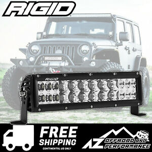 Rigid Industries E series Pro Led Light Bar 10 Spot Driving Combo Lens 178313