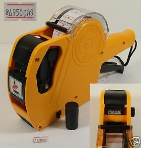 8digits 1line Price Tag Gun Labeler Mx 5500 free Ink Motex Towa