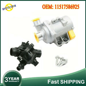 Electric Water Pump W Thermostat 11517586925 For Bmw X3 128i 325i 328i 530i Us