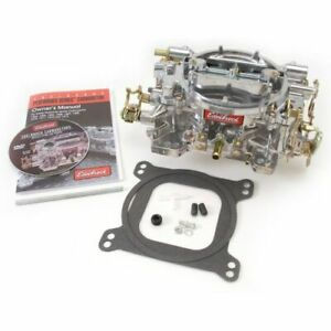 Edelbrock 9904 Performer Remanufactured 500 Cfm Carburetor With Manual Choke